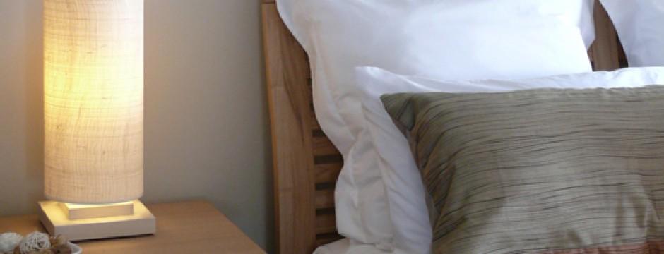Verve Village private unit bedroom, retirement village - Seniors Living interior design and architecture, Tasmania