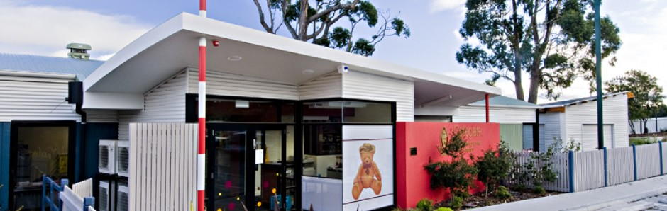 Collegiate Early Learning Centre, Tasmania - Early Years ELC education architecture