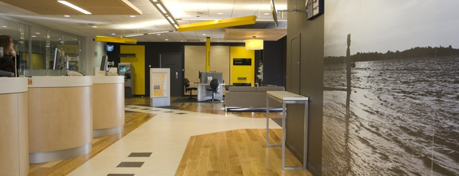Commonwealth Bank Noarlunga South Australia - commercial and retail architecture and project management