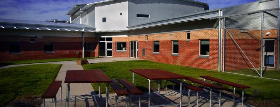 SMHU - Risdon Prison, Tasmania - institutional architecture and project management