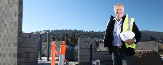 Damian Rogers named member of the Order of Australia