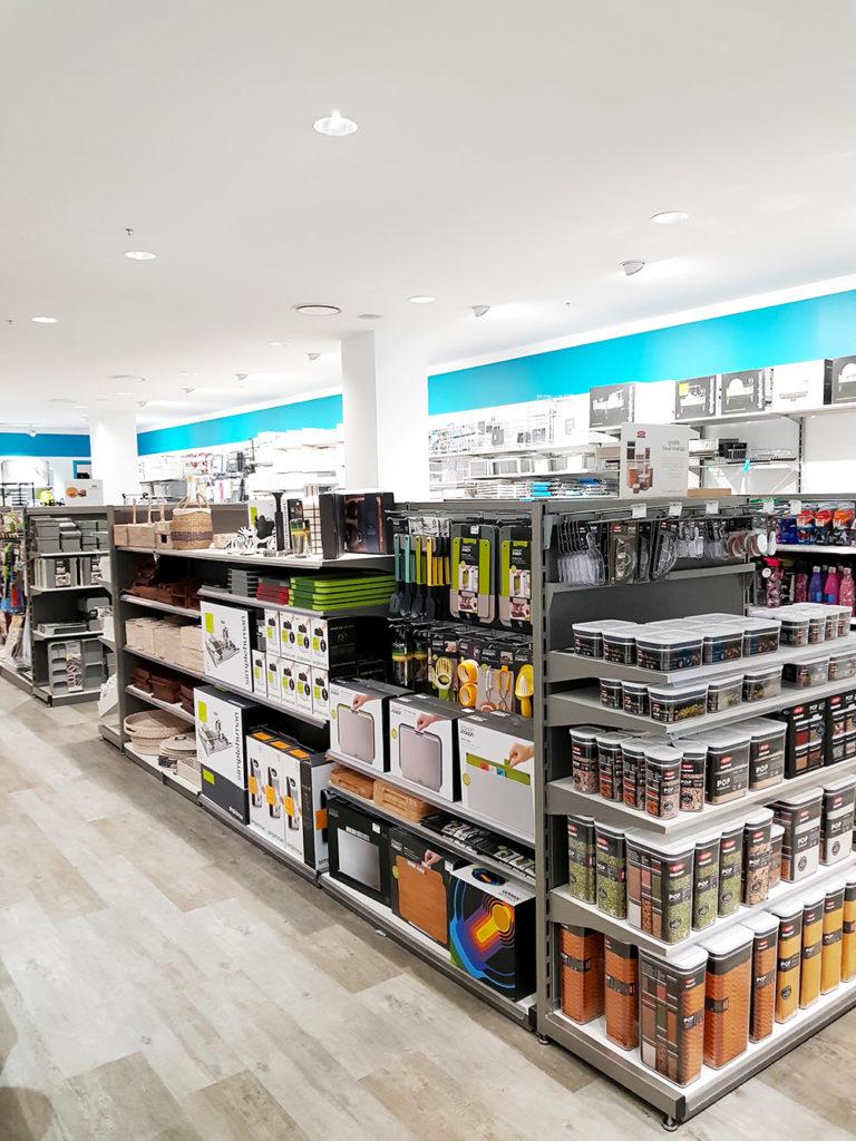 Howards Storage World, Richmond, Melbourne - retail shop fit out