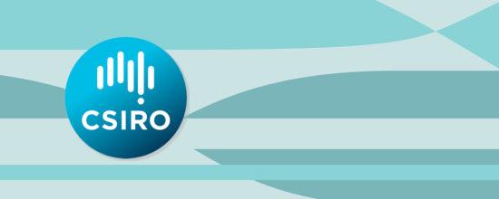 News CSIRO project - CSIRO logo and banner